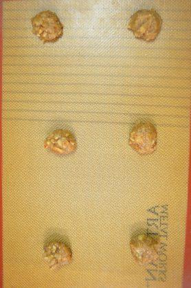 Florentice Almond Lace Cookie