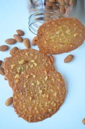 Florentice Lace Cookies