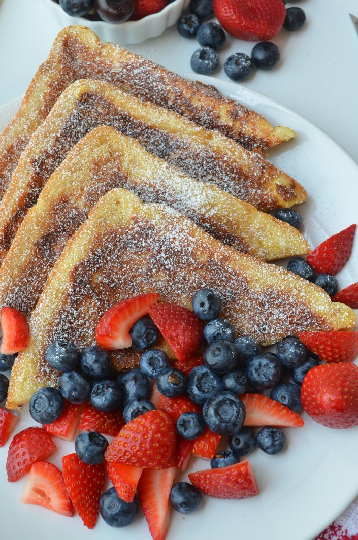 Small Batch Classic French Toast