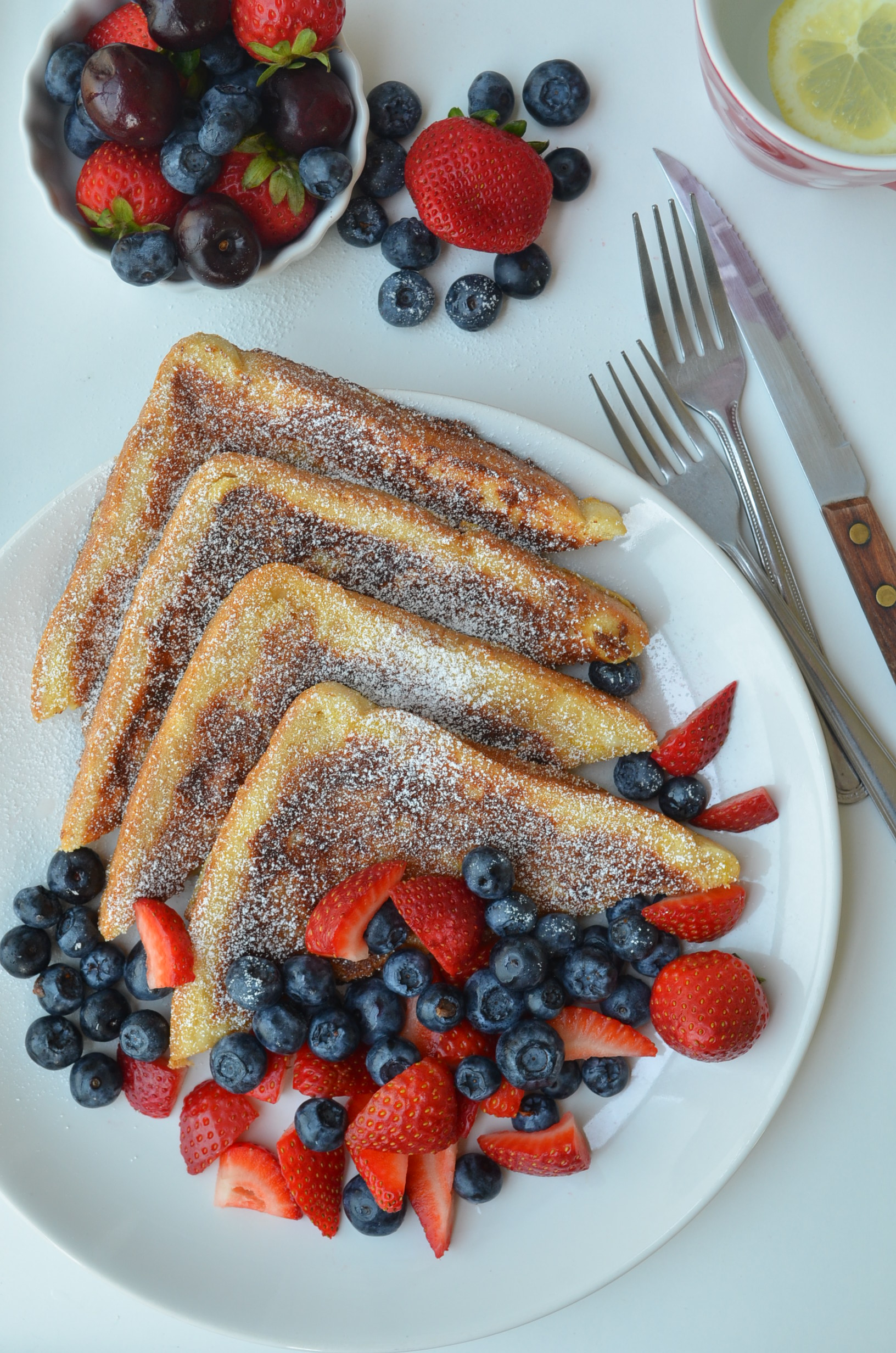 Small Batch French Toast