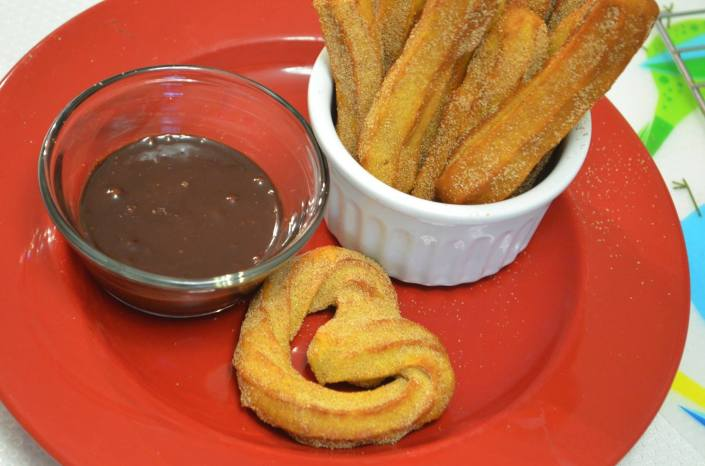 Bake Churros (Small Batch)