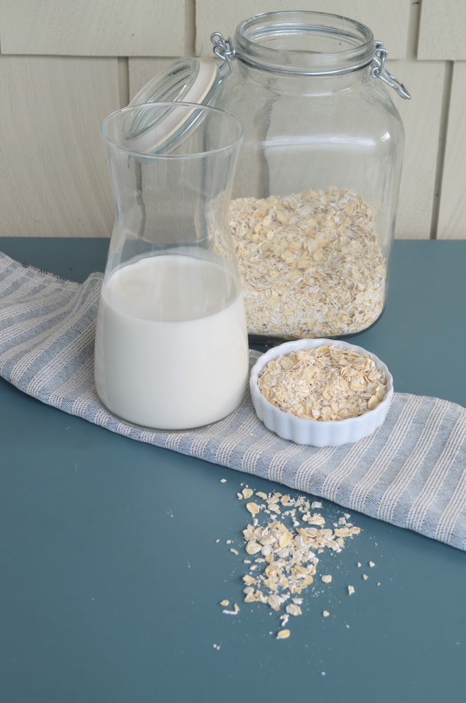 Homemade Oats Milk