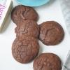 Chocolate Fudge Brownie Cookie By SweetNSpicyLiving.com