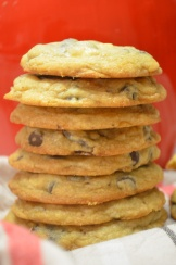 Soft and Chewy Chocolate Chip Cookie