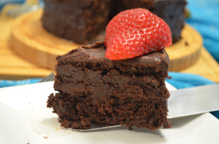 Recipe for Passover Chocolate Quinoa Cake