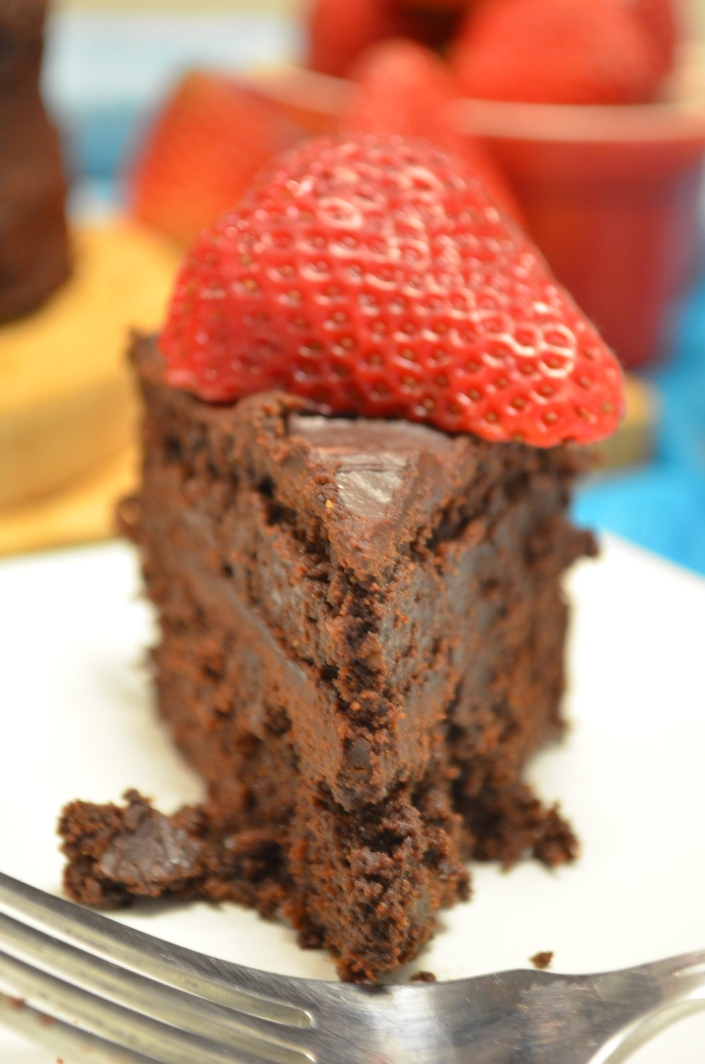 Chocolate Quinoa Cake Recipe