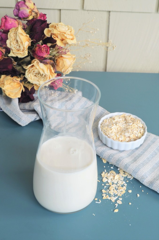 Homemade Vegan Milk