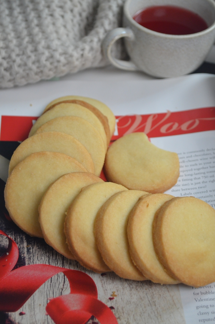 Classic Shortbread Cookie Small Batch