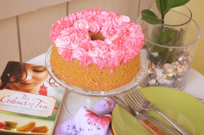 Recipe for Matcha Chiffon Cake