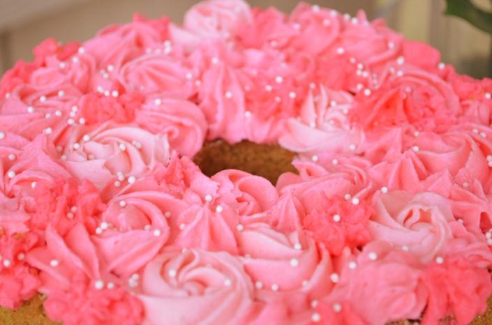 Samll Batch  Matcha Chiffon Cake