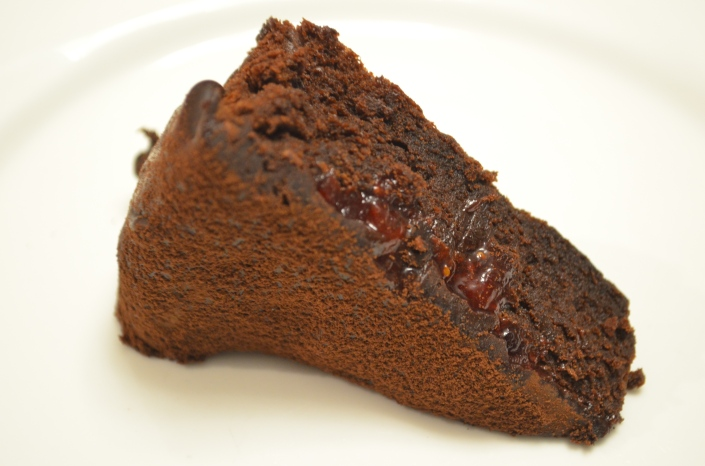 Flourless Fudge Chocolate Cake (Small Batch)