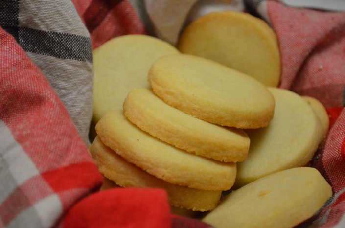 Shortbread Cookies Small Batch