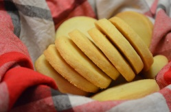 Shortbread Cookies (Small Batch)