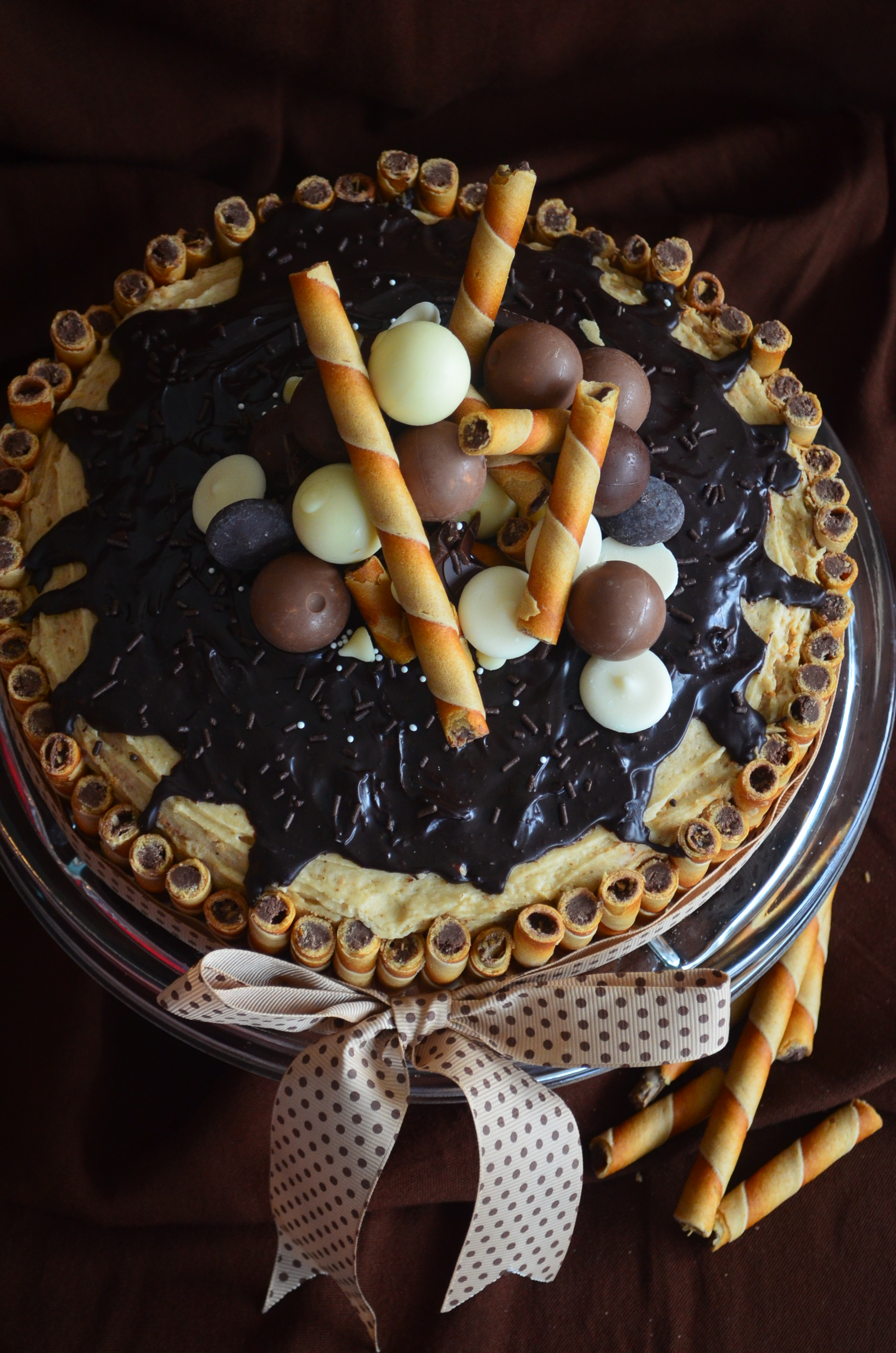 Mocha Chiffon Cake Recipe