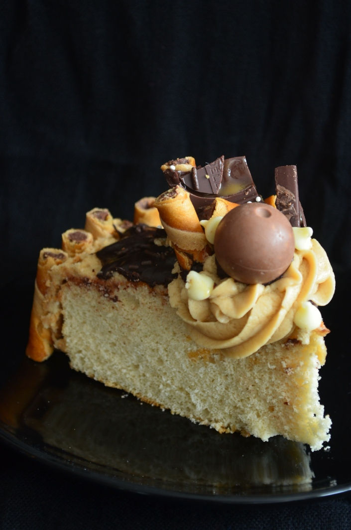 Recipe for Mocha Chiffon Cake.