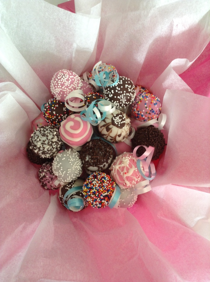 Cake Pops Boquet