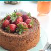 Chocolate Chiffon Cake2