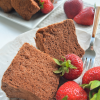 Chocolate Chiffon Cake3
