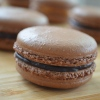 Chocolate Caramel Macarons Recipe