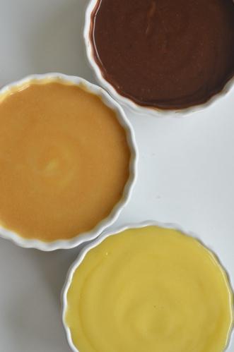 Small Batch Chocolate Pastry Cream