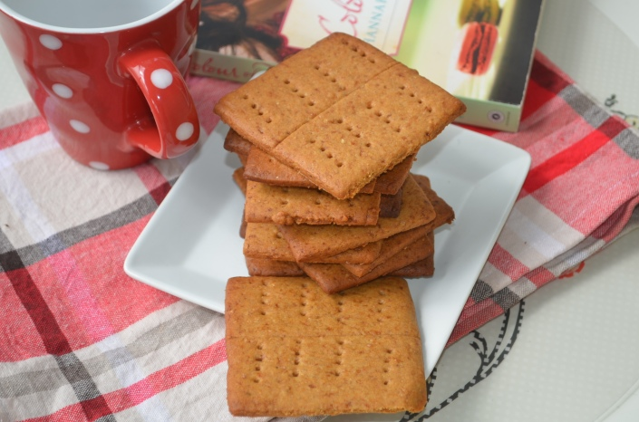 Graham Crackers Biscuit