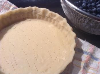Prepare the crust