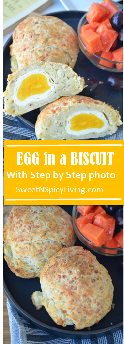 Egg In A Biscuit Pinterest