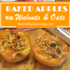 Baked Apple withWalnuts