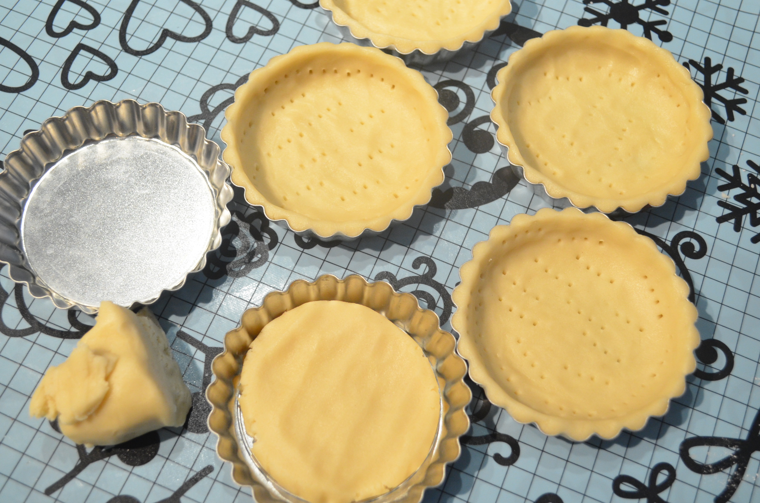 Flakey Pie Crust Recipe