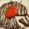 Chocolate Almond Torte Cake
