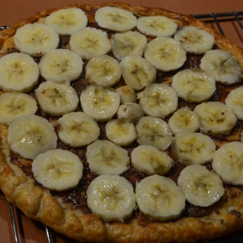 Cover with Bananas