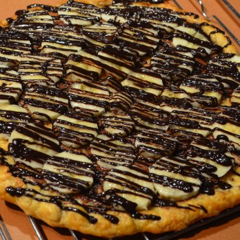 Drizzle with Chocolate Ganache