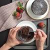 Small Batch Chocolate Mug Cake ForTwo