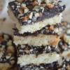 Almond Shortbread Bar by SweetnSpicyLiving