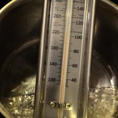 Get correct temperature
