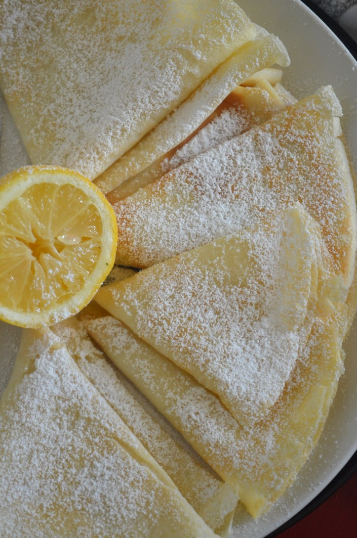 Basic Sweet Crepe