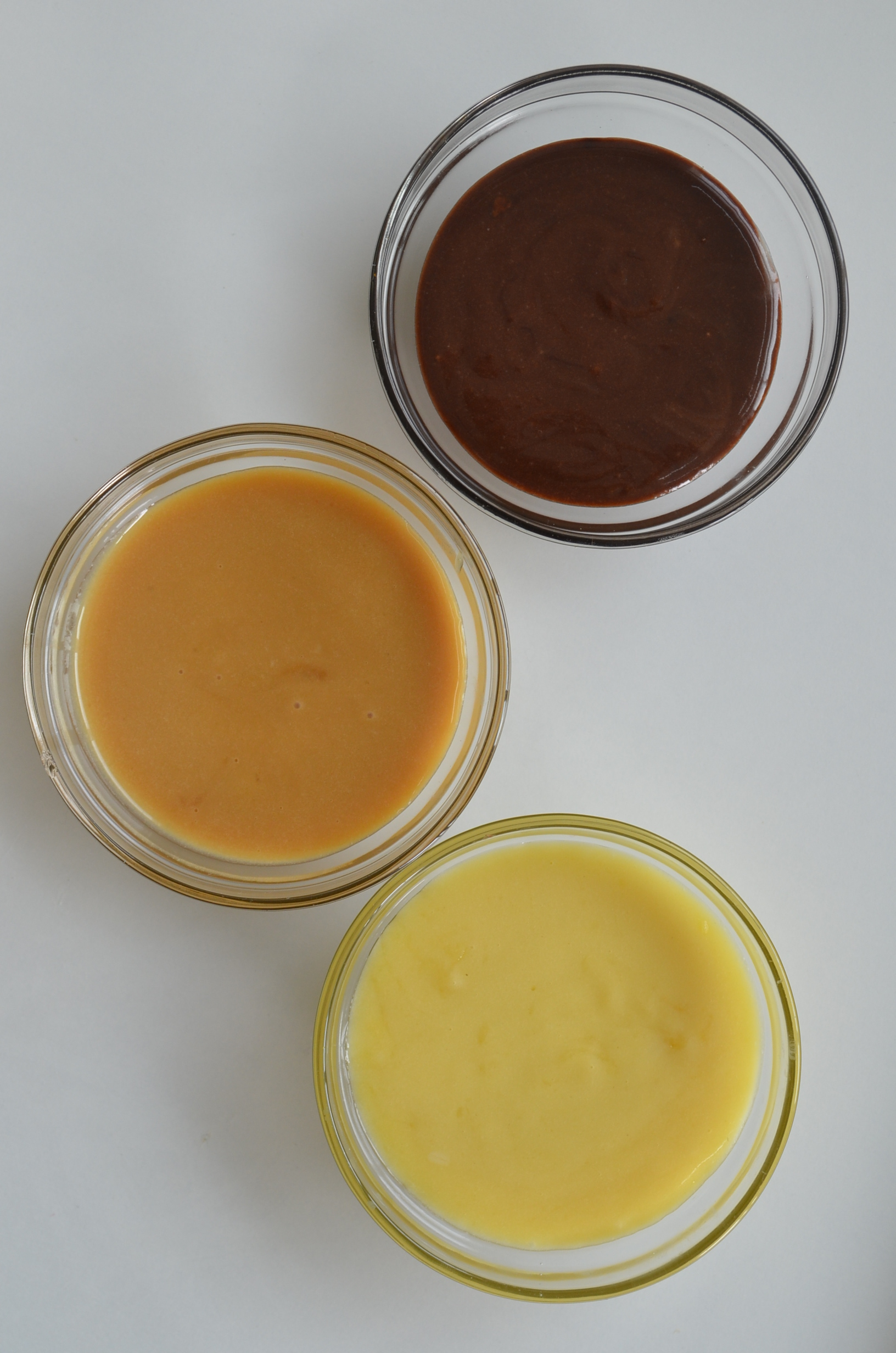 Small Batch Chocolate Mousseline Cream