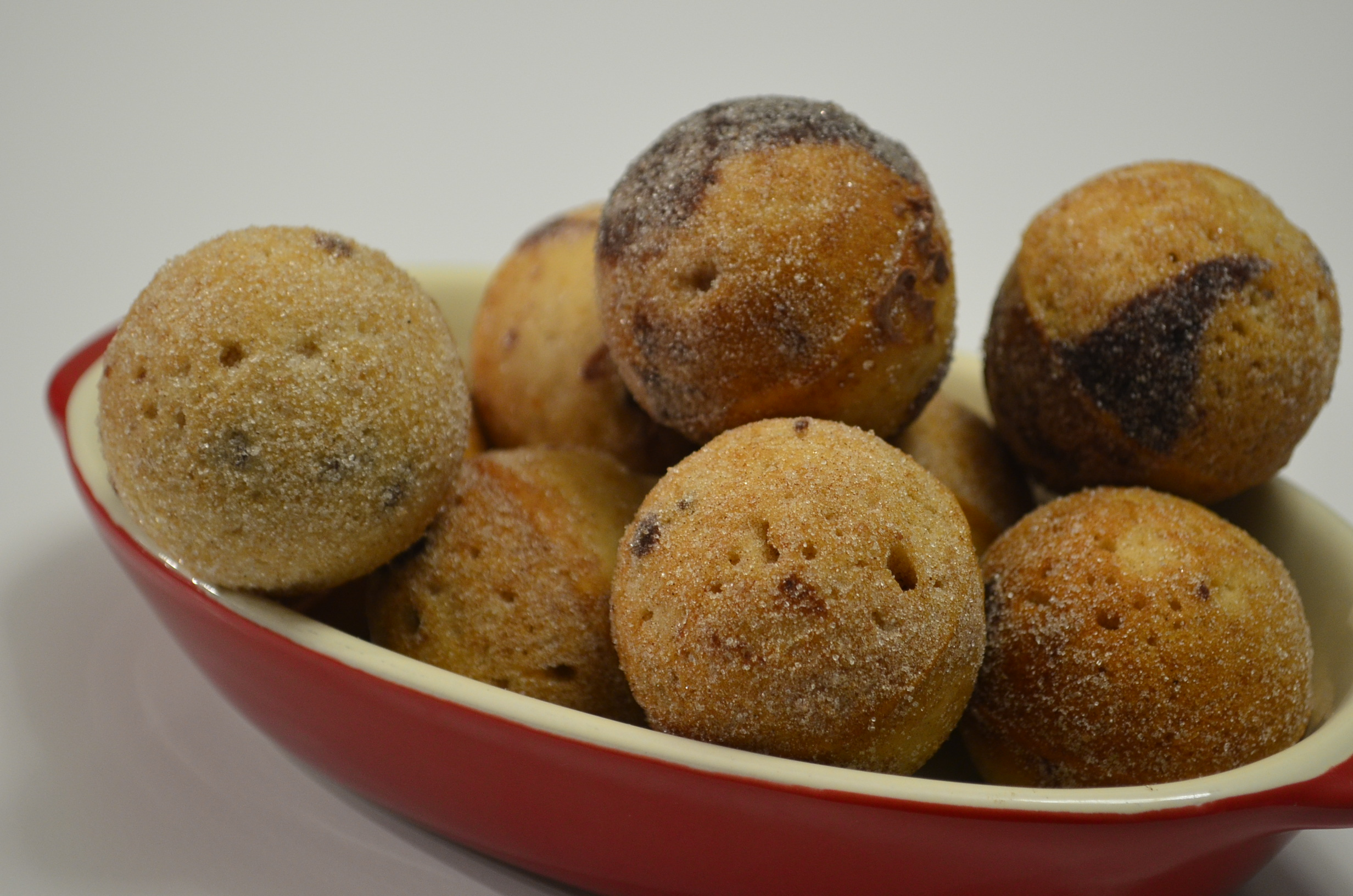 Snickerdoodle Donut Hole