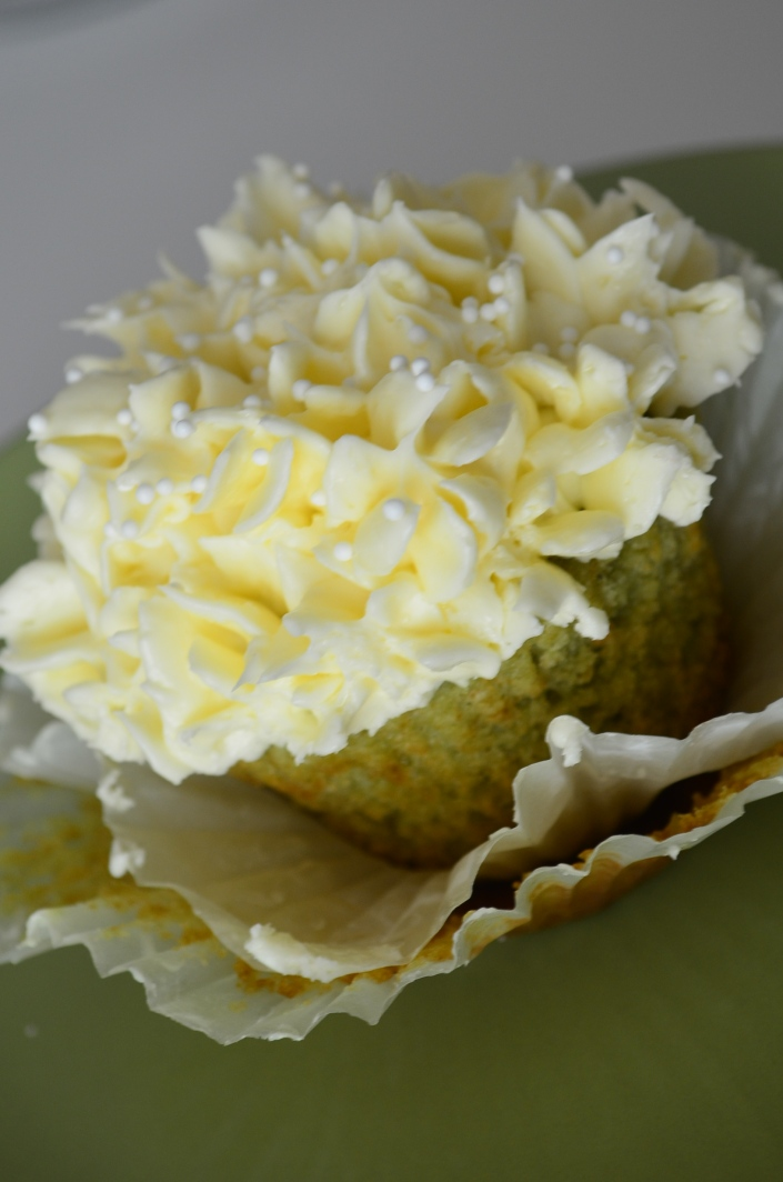 Matcha Cupcake (Small Batch)