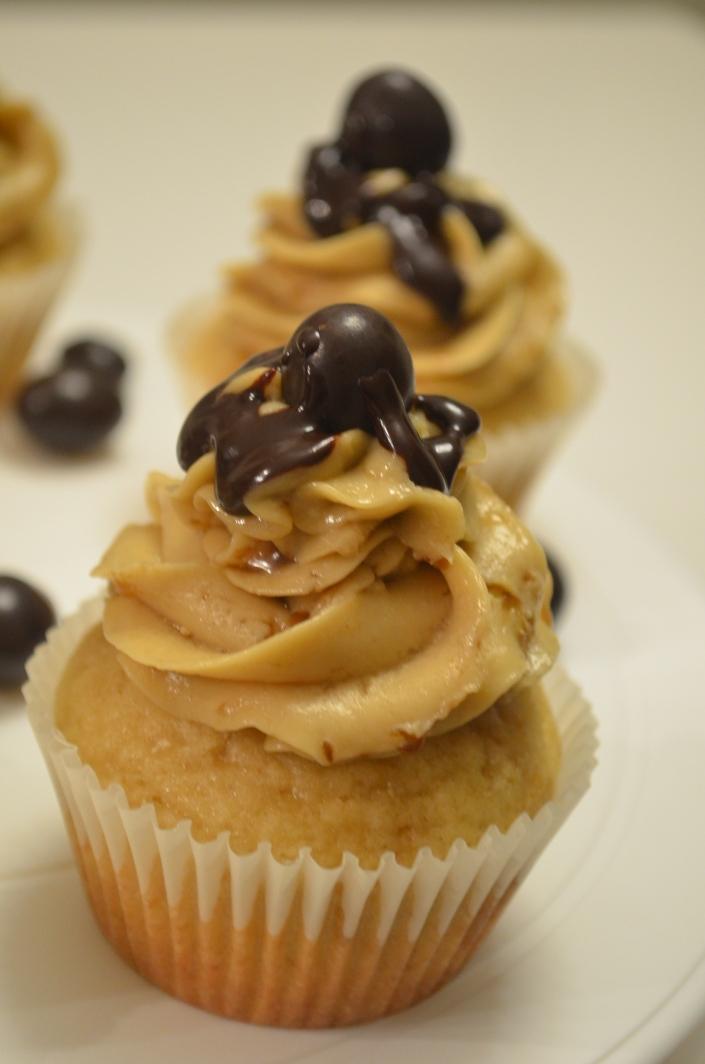 Mocha Cupcakes Small Batch