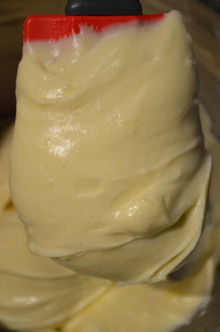Small Batch Mousseline Cream