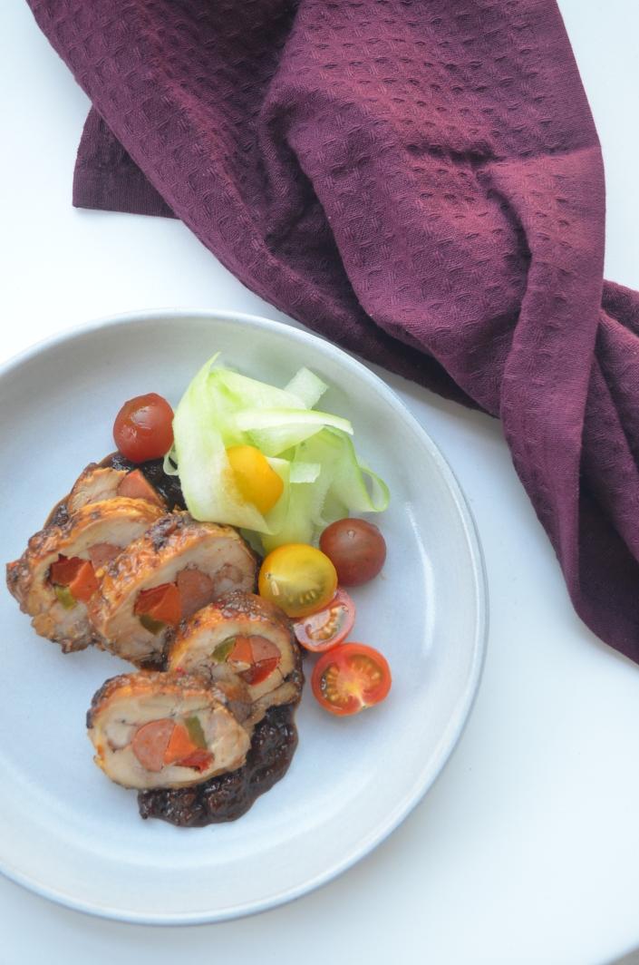 Chicken Roll-Up
