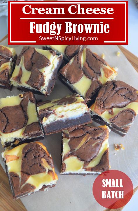 Cream Cheese Brownie 3