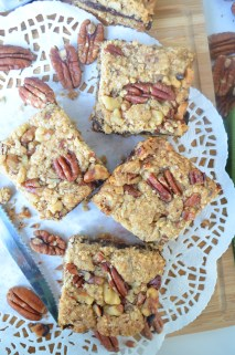 Date and Oat Bar Small Batch