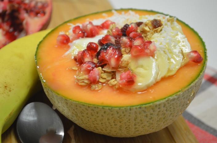 Breakfast Fruit Bowl