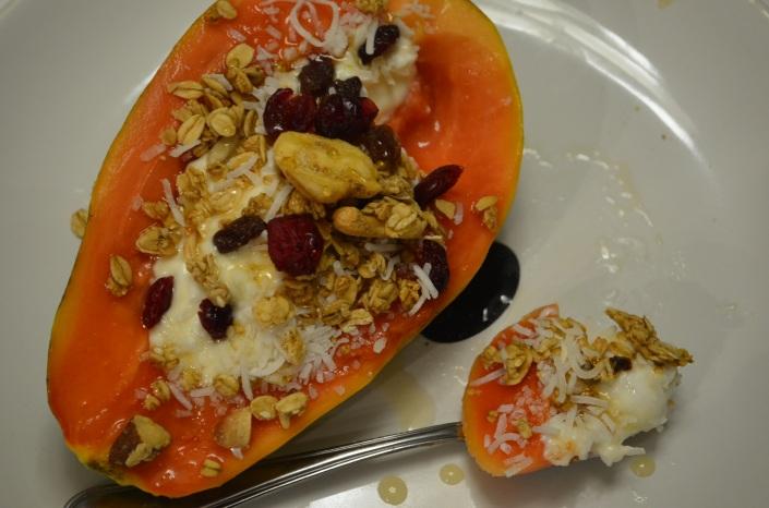 Breakfast Fruit Bowl Recipe