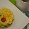 Avocado, Egg & HummusToast