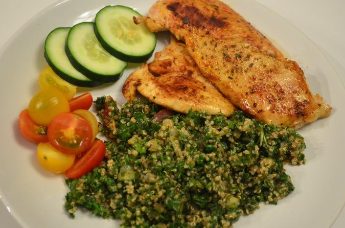 Quiona Tabbouleh Recipe