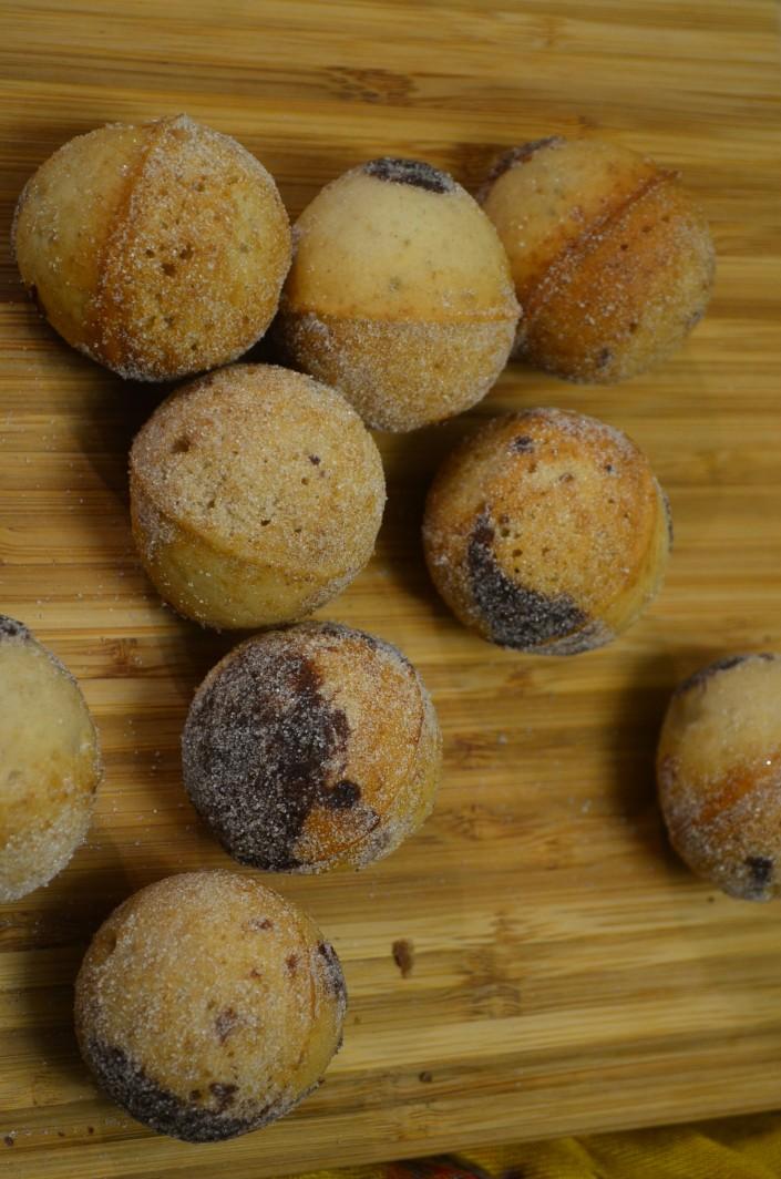 Snickerdoodle Donut Holes Recipe