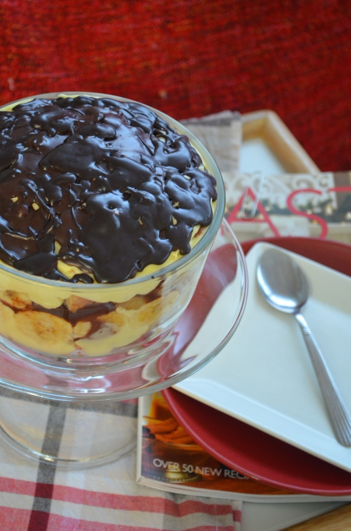 Boston Cream Trifle Recipe